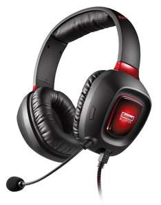 (Amazon Prime: WHD & sehr gut) Creative Sound Blaster Tactic3D Rage Gaming Headset (USB 2.0)