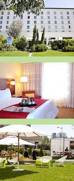 [ebay] [effektiv 25,85 p.P. / Nacht] Paris 4* Hotel 2 Übernachtungen für 2 Personen für 99 € inkl. Frühstück + 4,40 €. City Tax