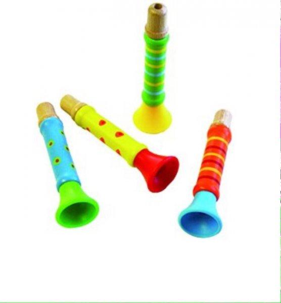 (Amazon Prime) Eduplay Trompeten, 4 Stück 5,94€