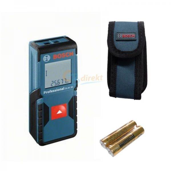 Bosch Laser-EntfernungsmesserGLM 30 Professional