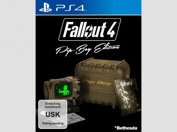 Fallout 4 Pip-Boy Edition bei Media Markt Online erhältlich