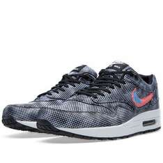Nike Air Max 1 FB QS (Black, Bright Crimson & White) Seltenes Modell @endclothing + weitere Sneaker im Sale
