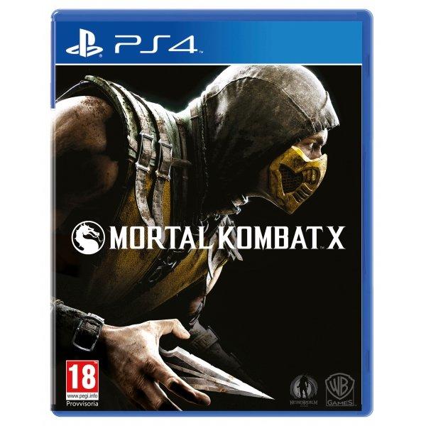 [365games] Mortal Kombat X (PS4) für 41,67 EUR