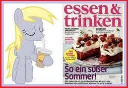 """1x kostenlose Ausgabe """"Essen & Trinken"""" (Print Variante)"""