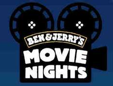 Ben & Jerry's Movie Nights - Gratis Eis in mehreren Städten