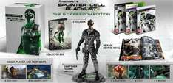 [LIBRO] PS3: 2x Tom Clancy's Splinter Cell: Blacklist - The 5th Freedom Edition -  2 Stück für 25,20€ inkl. Versand nach DE