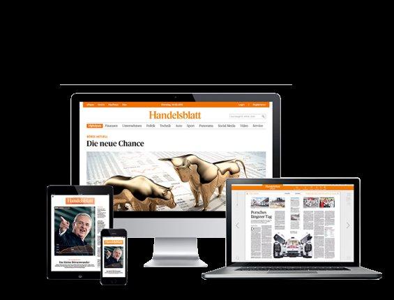 Handelsblatt Digitalpass Business 4 Wochen kostenlos