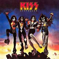 KISS - 2 Live Tracks Gratis - Hotter than Hell & Cold Gin