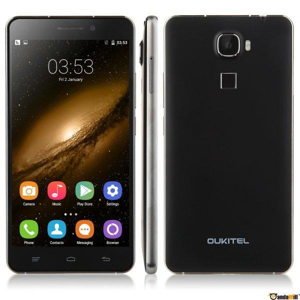 """Smartphone OUKITEL U8 Universe Tab 5.5 """" HD 64 bit Android 5.1,  2GB RAM/16 GB ROM"""
