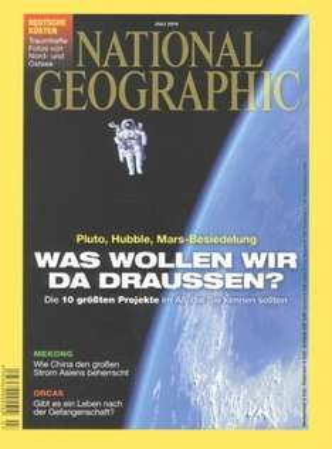 """DPV Sommeraktion - zweiter Teil: """"National Geographic"""" für effektiv 13,60€, """"Wunderwelt Wissen"""" für effektiv 5,60€ und weitere"""