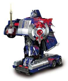 Nikko 35128 - RC Autobot Optimus Prime - Transformers 4 für 20,21€ @Amazon.de (Prime)