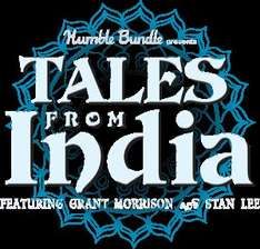 Humble Bundle presents: Tales from India Comics - ab 0,01€