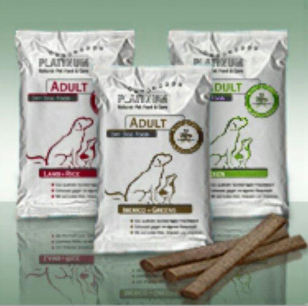 Platinum Hundefutter - Schnupperprobe gratis für den Hund