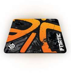 Steelseries QcK+ Fnatic Asphalt Edition, Mauspad