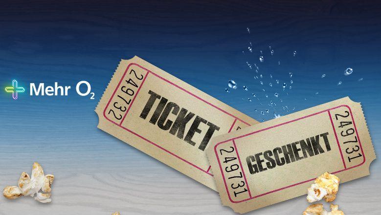 o2 Kinotag - 2 für 1 Kinokarte jeden Donnerstag *UPDATE*