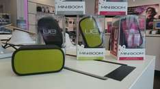UE Mini Boom buy2 get 1 for free