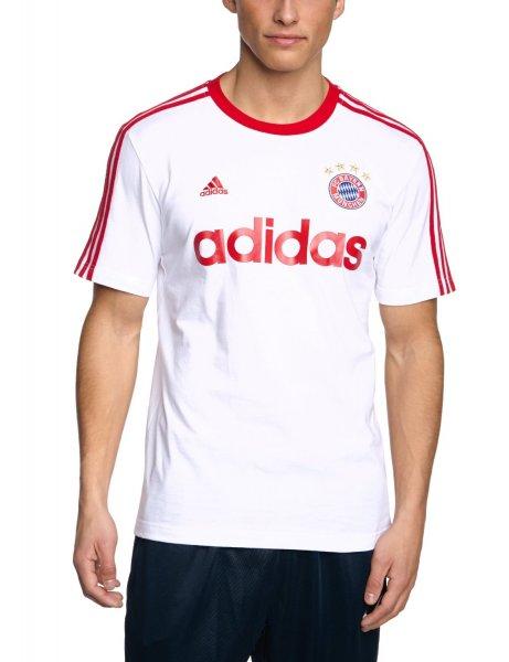 Amazon Prime : Adidas FC Bayern München T-Shirt  - 13,46 €