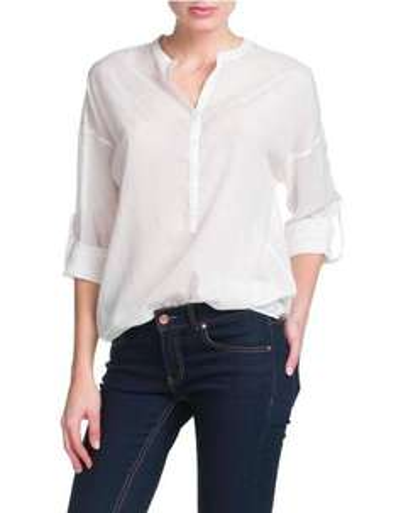 Mango Outlet: -15% auf reduzierte Blusen, Hemden und Hosen für Damen, z.B. Blusen ab 8,04€ inkl. VSK