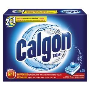 [ROSSMANN evtl. bundesweit] Green Label: Abverkauf Calgon 2in1 Tabs (45 Stück) für 3,70 € bzw. 3,33 € (Green Label + Coupon + 10% Rossmann Coupon)