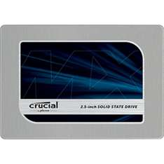 Crucial Solid State Drive »CT250MX200SSD1 250 GB«