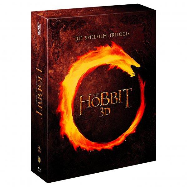 Die Hobbit Trilogie [Blu-ray, 3D] @ alphamovies - Idealo: 51,99 €; 25 % Ersparnis