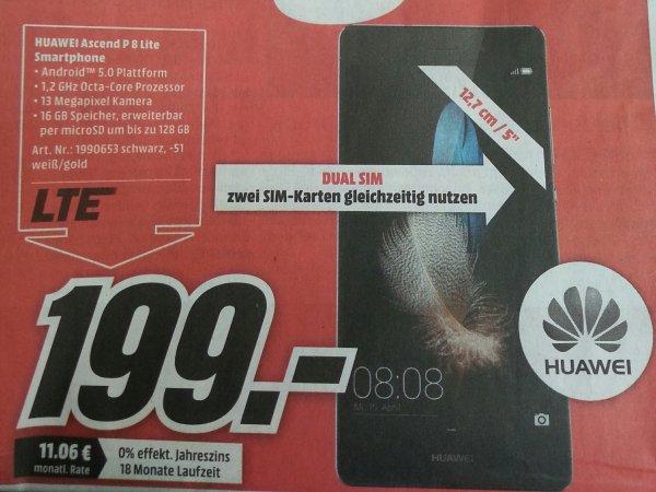 [lokal MM Paderborn] Huawei P8 lite