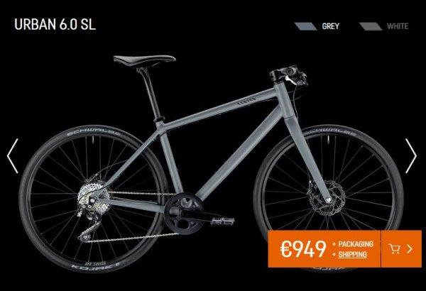 Canyon Bikes Breakaway Sale