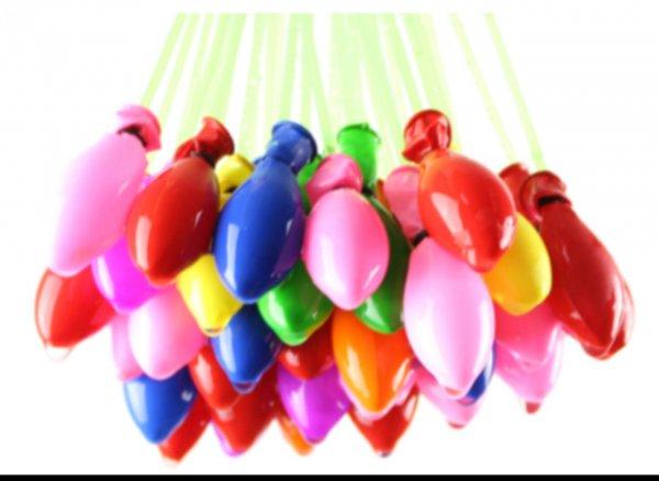 [Ebay] Für die heißen Tage: Bunch-o-Ballon 111 Wasserbomben in einer Minute für 3,49