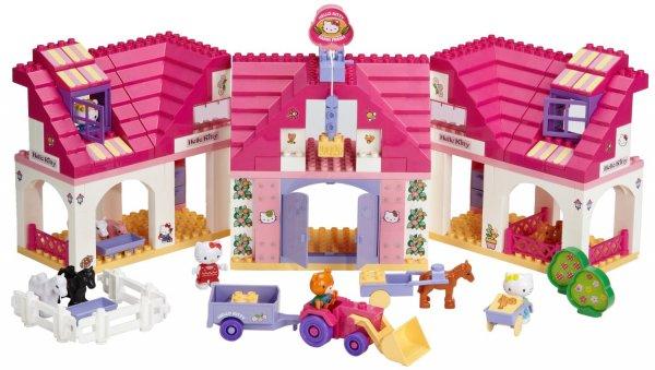 Big PlayBig Bloxx Hello Kitty Bauernhof für 29,95€ versandkostenfrei bei Dealclub.de