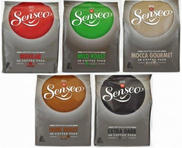 Senseo kaffeepads f r euro for Senseo kaffeepads angebot
