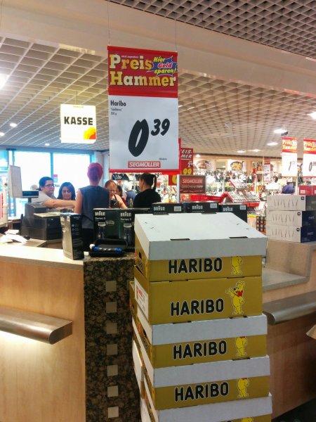 [Lokal Nürnberg] Seegmüller Haribo Goldbären 0,39€