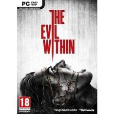 [Steam]  The Evil Within 10.49€ mit FB Gutschein @ cdkeys.com