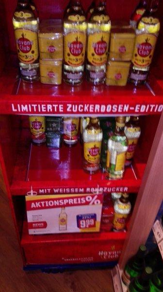 [Lokal? Wiesloch] Rewe + sondoo = 1. Flasche Havana Club + Zuckerdose + weisser Rohrzucker