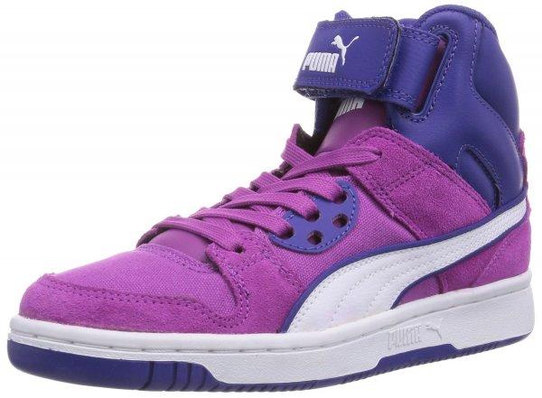 Puma Rebound Street CVS für Kinder (Violett) für 11,99€ + 3€ Versand für NICHT Prime Kunden
