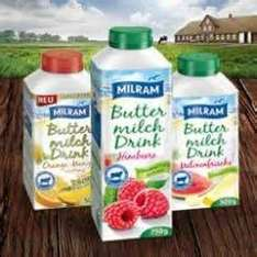 E-Center Südwest Milram Buttermilch