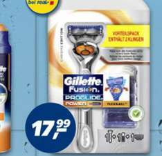 Gillette Fusion Pro Glide Power Flex (Chrome Edition) [Lokal/Solingen/DM]