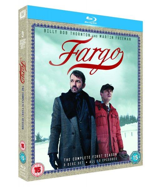 Fargo - Season 1 (Blu-ray) [UK Import] für 16,99 € (inkl. FSK-Gebühr)