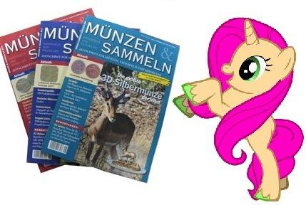 """3x kostenlose Ausgabe """"Münzen & Sammeln"""" (Print Variante)"""