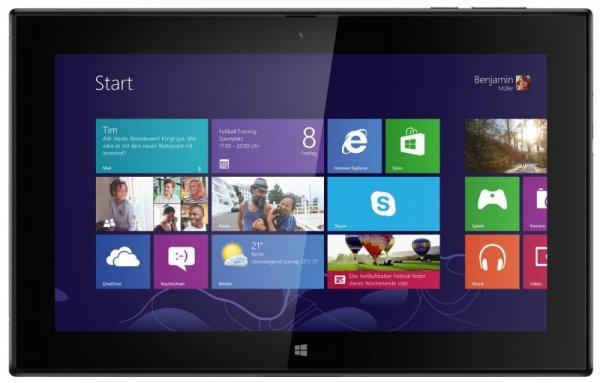 Nokia Lumia 2520 Schwarz Tablet @Hitmeister