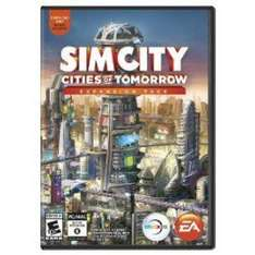 [Origin] Simcity: Cities of Tomorrow für 5.62€ @ CDKeys