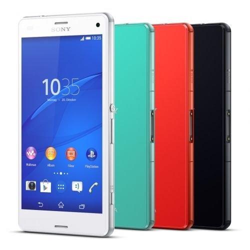 (ebay) Sony Xperia Z3 Compact D5803 LTE ohne Vertrag, verschiedene Farben - NEU für je 329,90 EUR