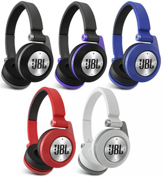[Conrad] JBL E40BT (Bluetooth-Kopfhörer) in 4 Farben für 62,45€ versandkostenfrei