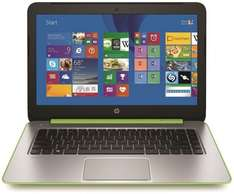 "HP Stream 14 - AMD A4-6400T, 14"", R3-Grafik, 2GB RAM, 32GB Flash, Win 8.1, 1,6kg, passiv - 222€ @ Notebooksbilliger.de"