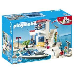 Playmobil Hafenpolizei mit Schnellboot (5128) für 15€ @Real.de