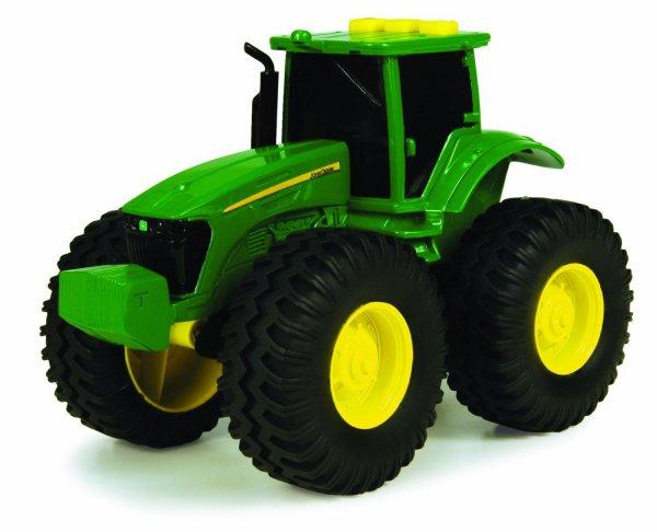 John Deere 42934 - Monster Tread Traktor mit Licht und Sound für 7,99 €, @Amazon prime