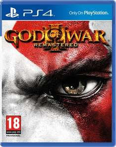 zavvi.de - God of War III: Remastered PS4 für 31,73 € (Bestpreis!)