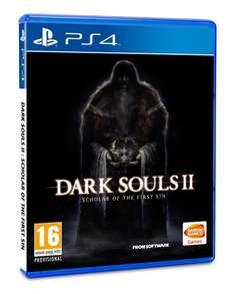 (PS4) Dark Souls 2: Scholar Of The... KREDITKARTE benötigt