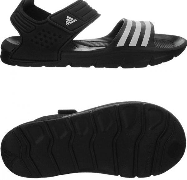 Adidas Akwah 8 K Kindersandale (Bade) @eBay sportex24