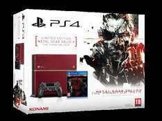[Saturn Online] PlayStation 4 Limited Edition inkl. Metal Gear Solid 5