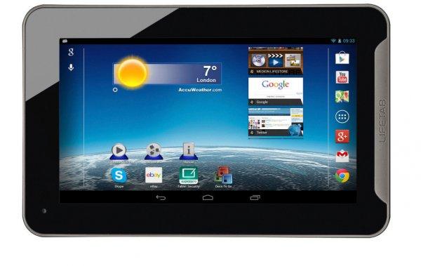 "ebay / MEDION: LIFETAB E7316 TabletPC 7"" Android 4.2 1,6GHz 8GB 1GB USB WLAN für 49,99 €, Versand kostenlos, qipu"